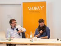 """Foto: André Wunstorf - Eva-Maria Fahmüller, Rüdiger Hillmer und Gäste """"DER KRIEG UND ICH"""""""