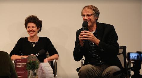Eva-Maria Fahmüller und Roland Zag
