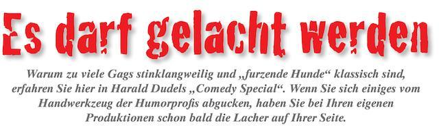 masterschool-drehbuch news es-darf-gelacht-werden harald-dudel